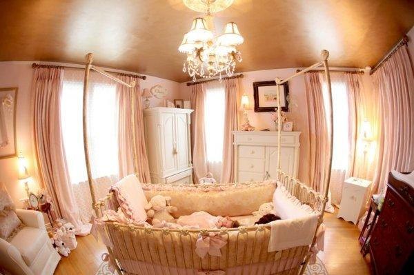 pink-gold-nursery-celebrity-style-decor