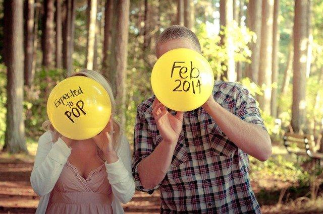 "[25 Fun And Clever Ways] To Surprise Him And Say ""I'm Pregnant"""