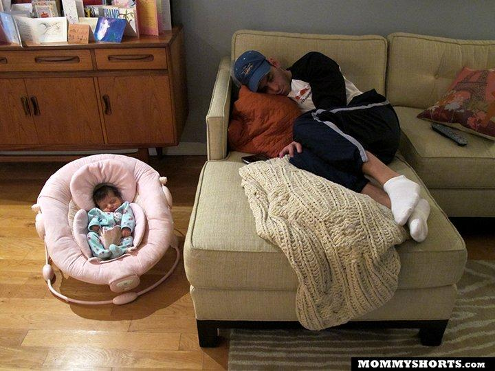 20 Funny And Adorable Father-Child Moments