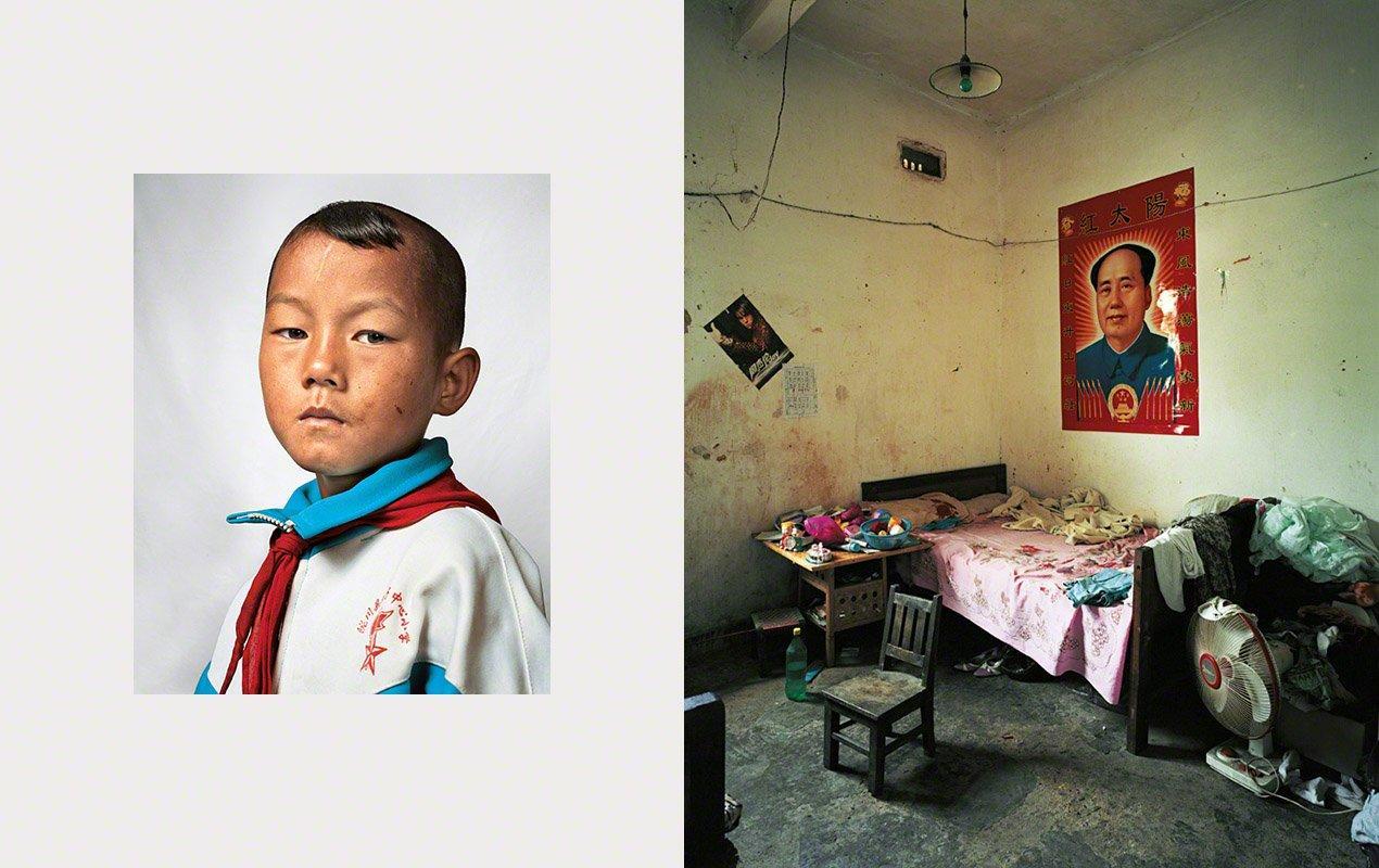 Dong, 9, Yunnan, China