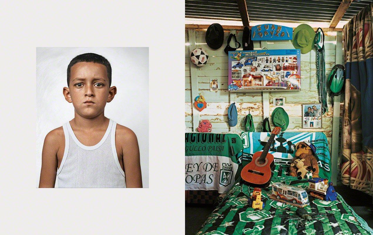Juan David,10, Medellin, Colombia