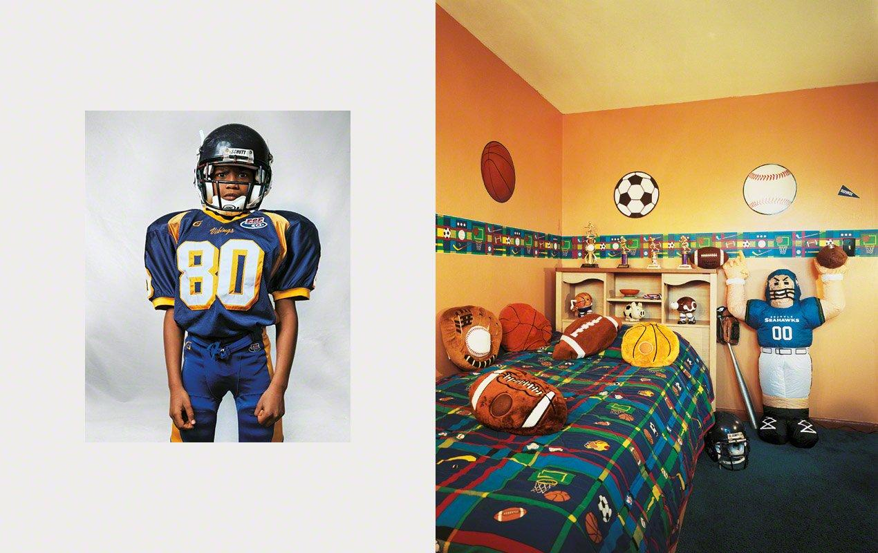 32 Striking And Powerful Images Of Children's Rooms Around The World
