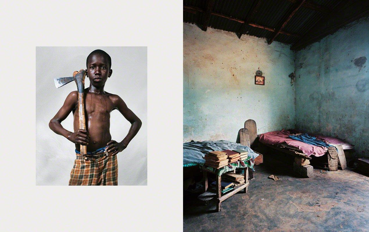 Lamine, 12, Bounkiling Village, Senegal