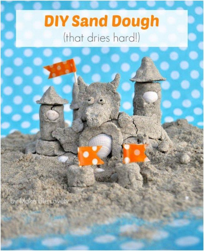 Sand+Dough+to+Make+Sand+Castles+that+Last+by+Make+Life+Lovely