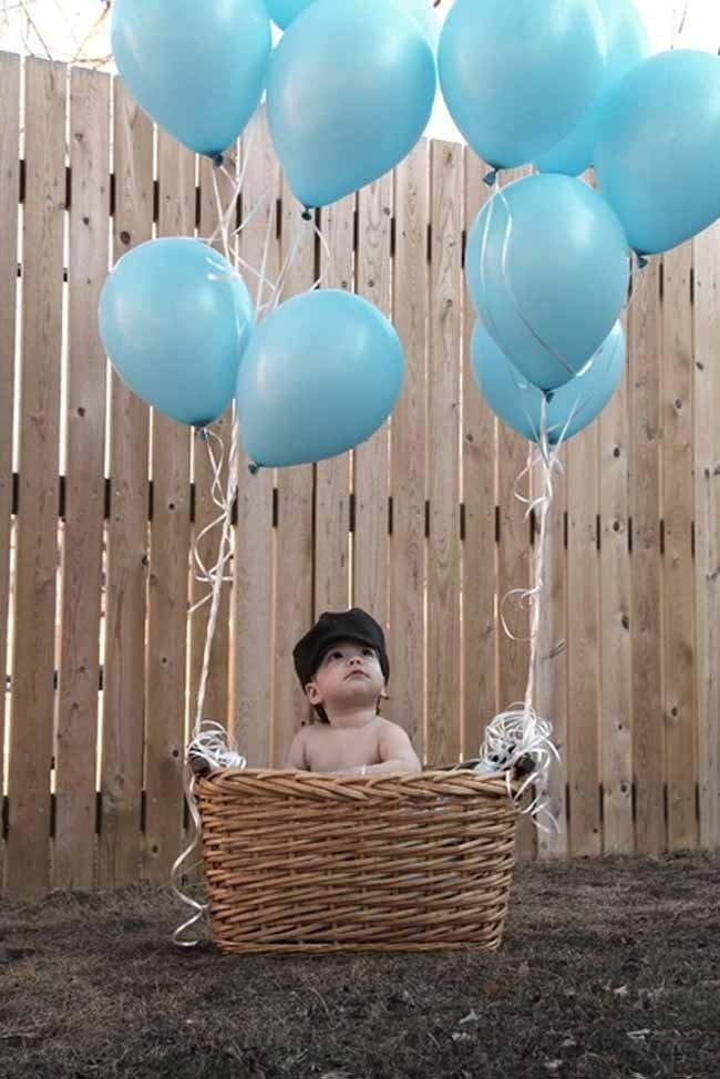 20 Cutest Photoshoots For Your Baby Boys First Birthday