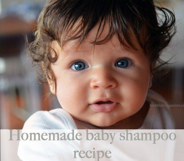 15 DIY Recipes For Safe Baby Products