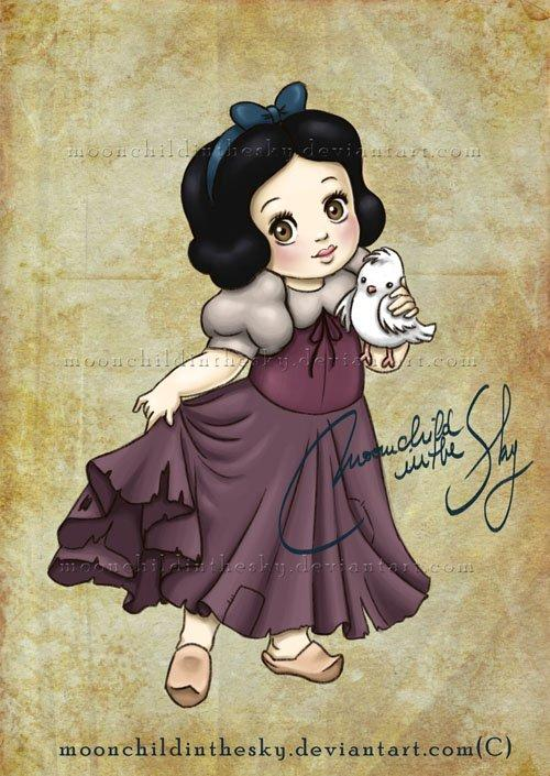 The Most Adorable Recreations Of 23 Disney S Princesses