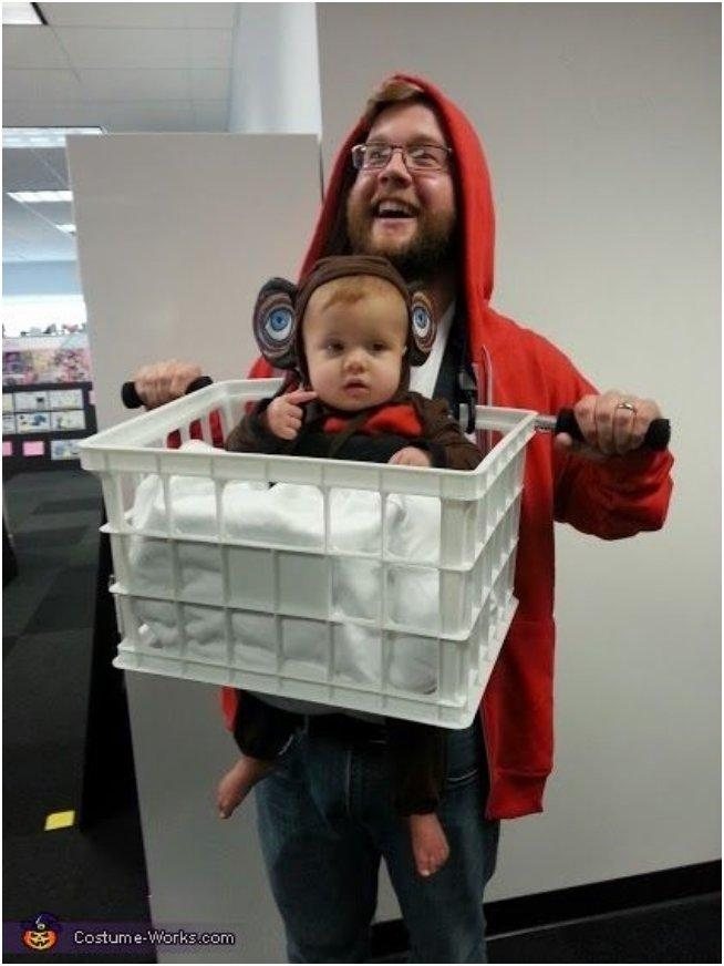 Baby Carrier Costumes For Sale