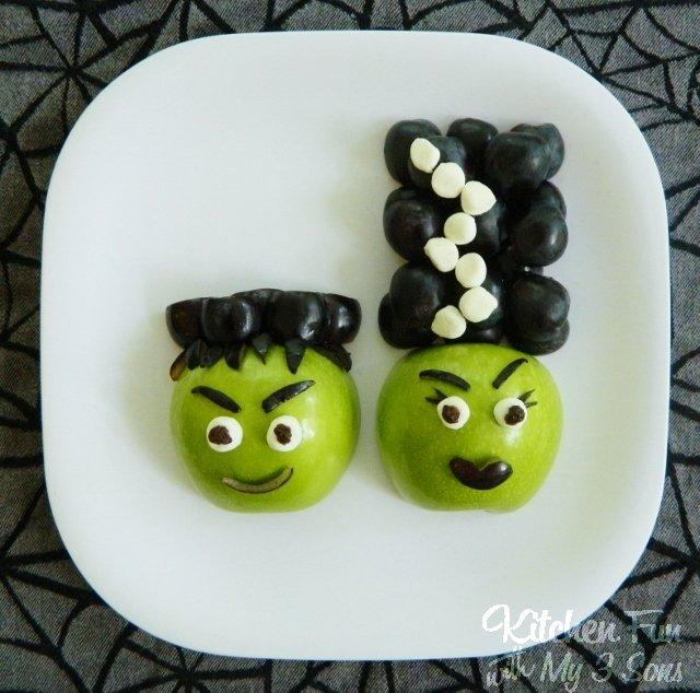 Frankenstein&BrideAppleW