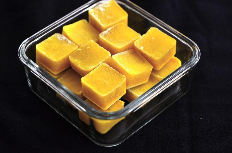 F Ginger Cubes