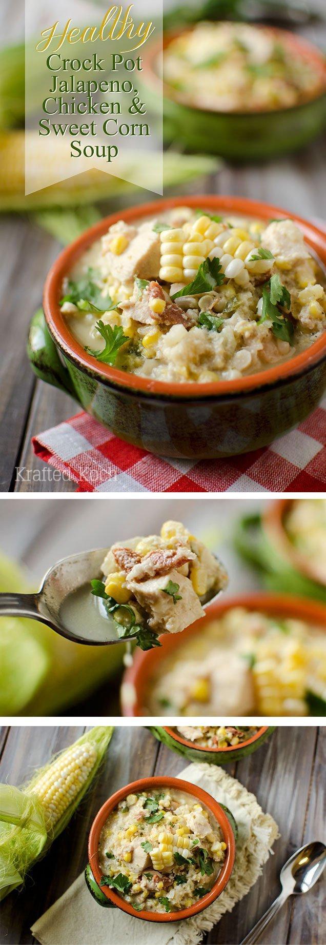 Healthy-Crock-Pot-Jalapeno-Chicken-Sweet-Corn-Soup-Krafted-Koch