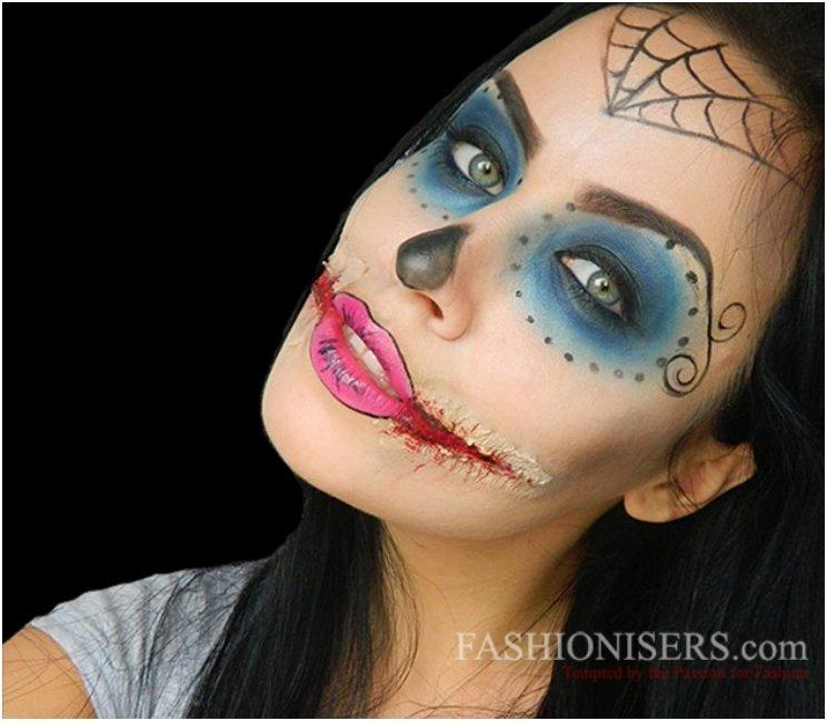 Adult Halloween Make Up