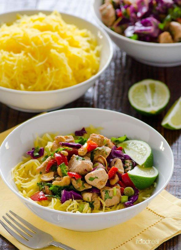 far-thai-chicken-spaghetti-squash-bowl-recipe