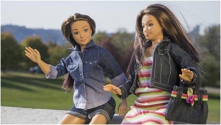 Meet Lammily: The Realistic Barbie Doll