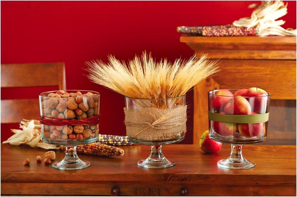 15 Tutorials For Arranging Lovely Thanksgiving Centerpieces