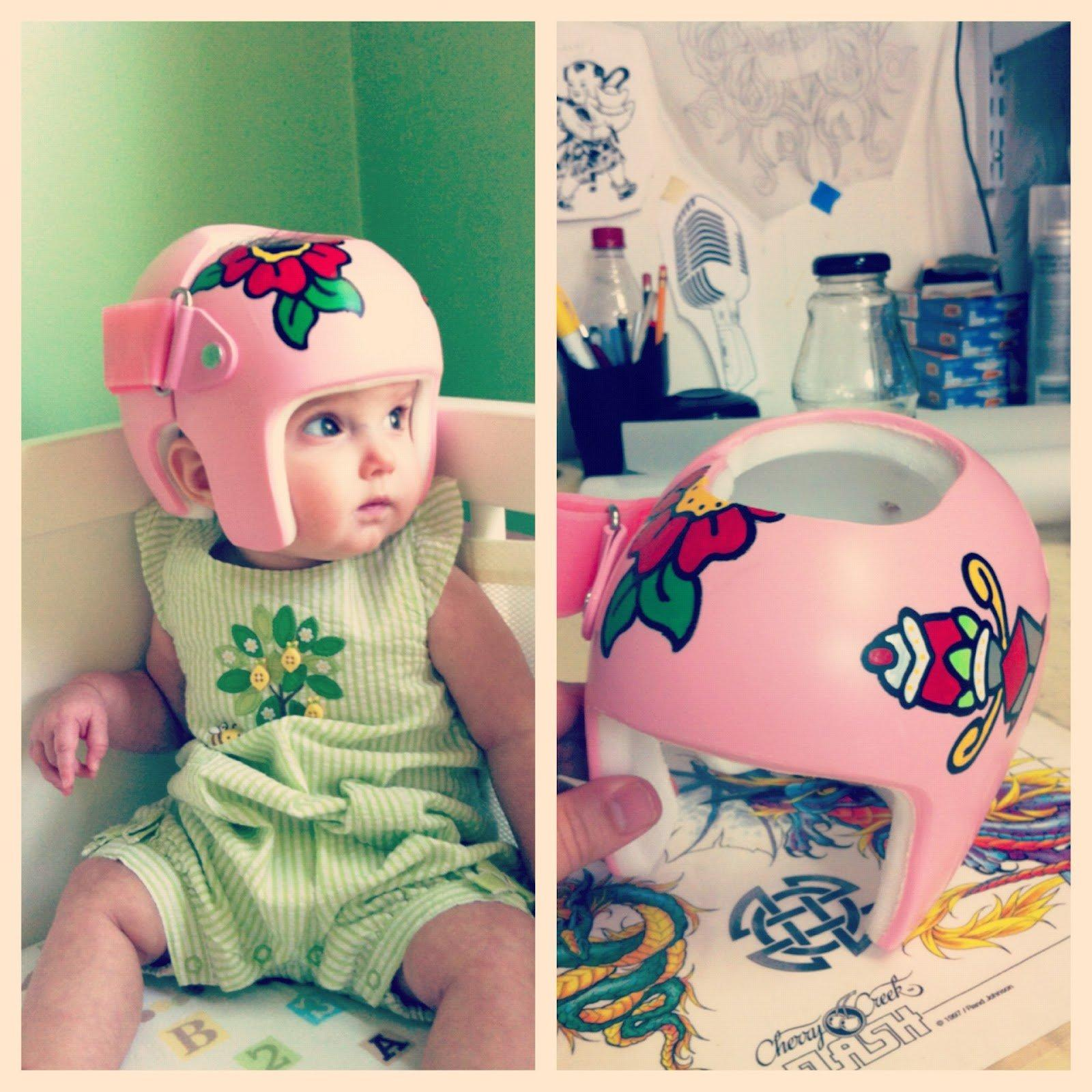 20 Cute And Fun Helmets For Babies With Plagiocephaly