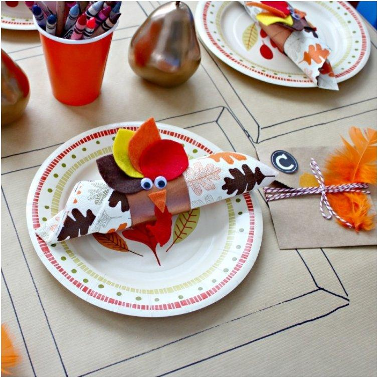 LAST-MINUTE THANKSGIVING DISHES & TABLE SETTING IDEAS