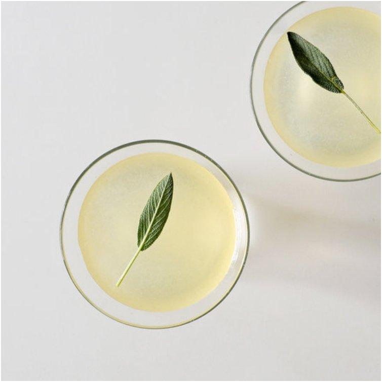 Sage and Citrus Sipper