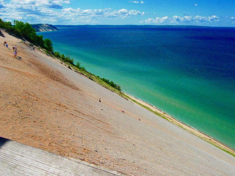 Sleeping Bear Dunes (Michigan)