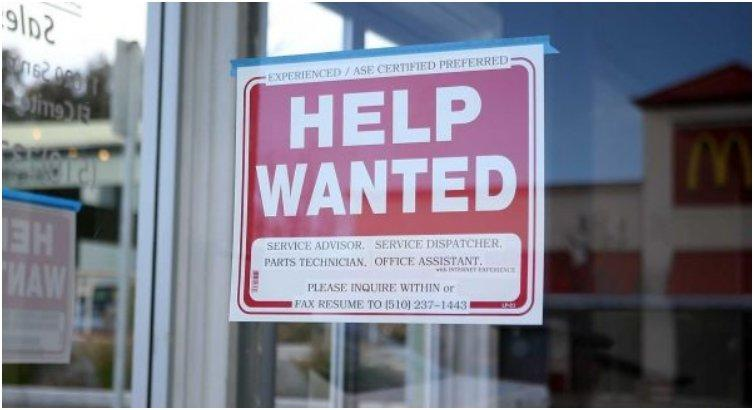 Take pictures of  Help Wanted  signs to send to your kids.