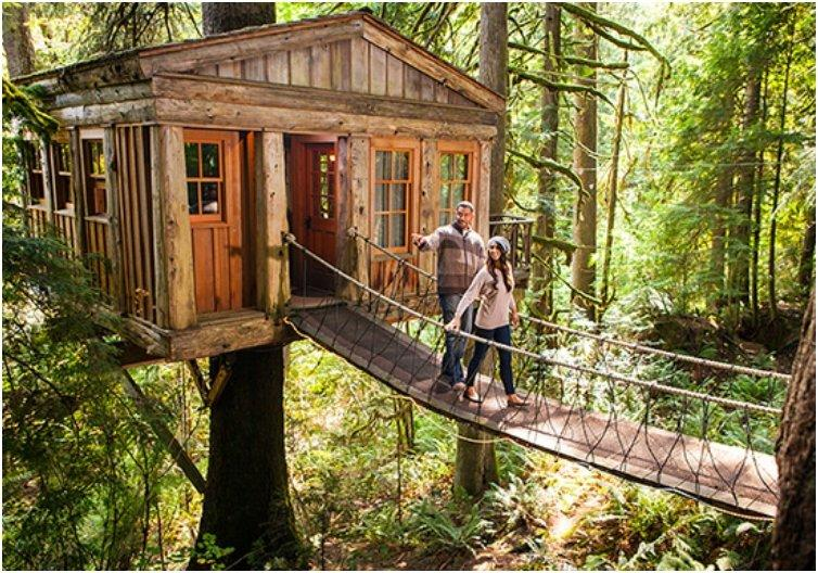 Treehouse Treesort (Oregon)