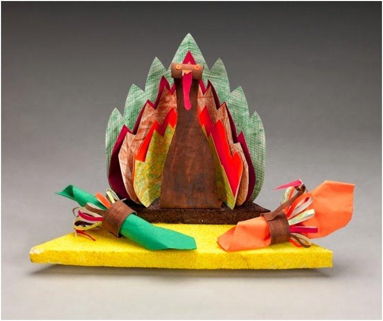 Turkey Table Topper