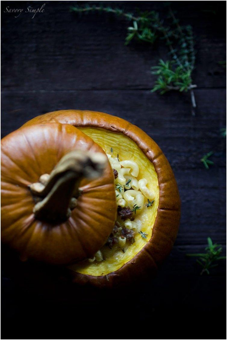 20 Delicious Dishes Prepared In A Whole Pumpkin
