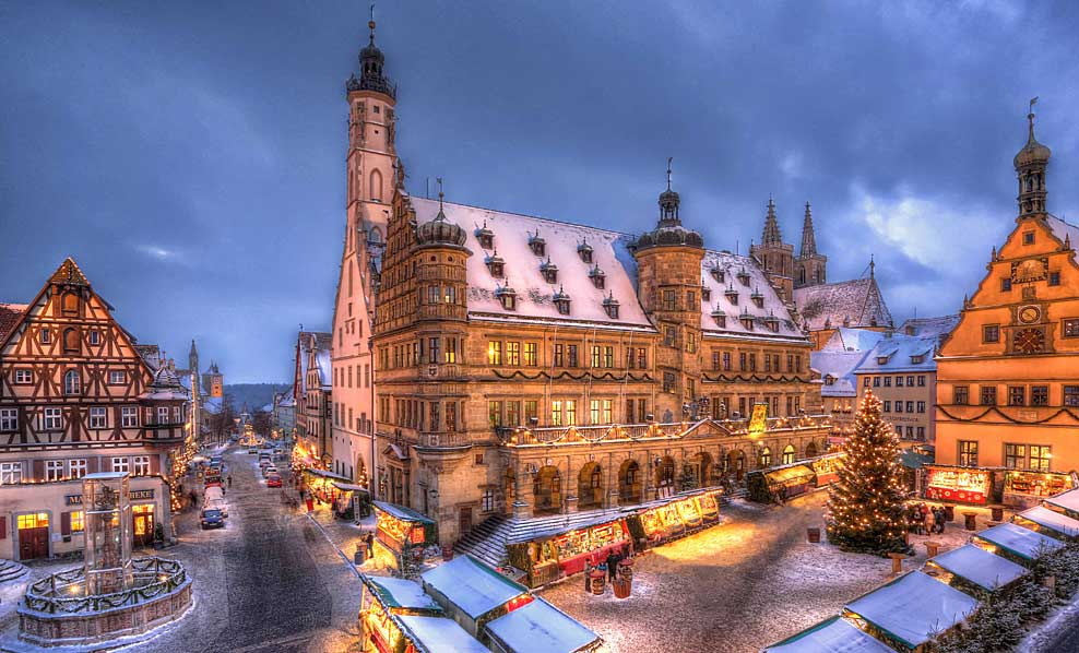 27 Wonderful Winter Wonderland Holiday Destinations