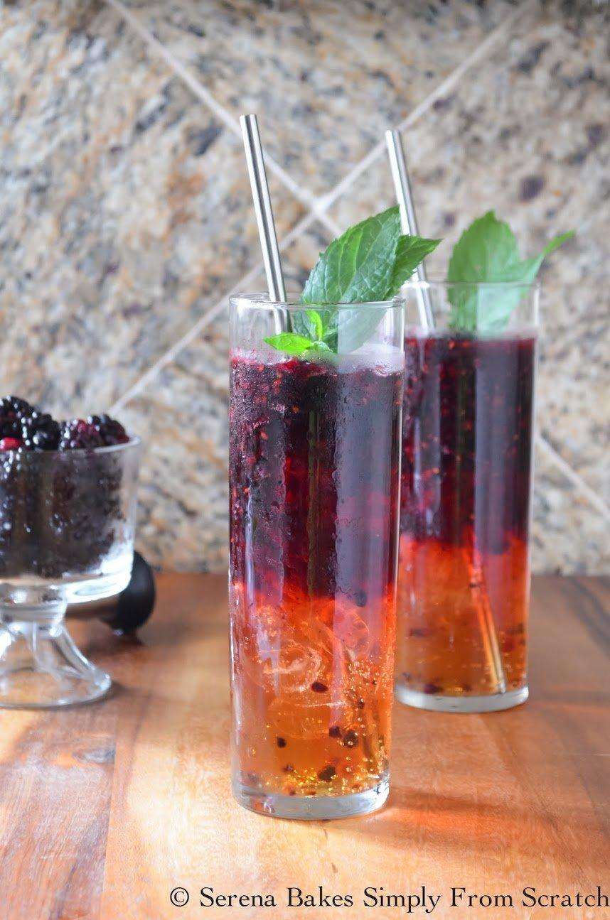 17 Alcohol-Free Cocktails For The New Year's Eve Party