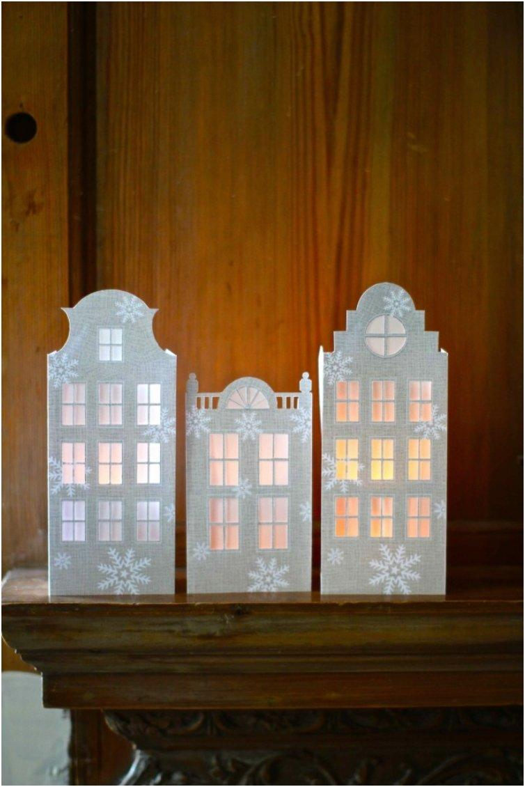 Dutch Canal House Luminaries