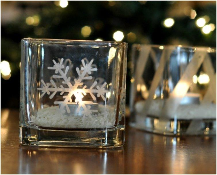 Enjoy Christmas By Soft Candle Light With 15 DIY Candle Crafts
