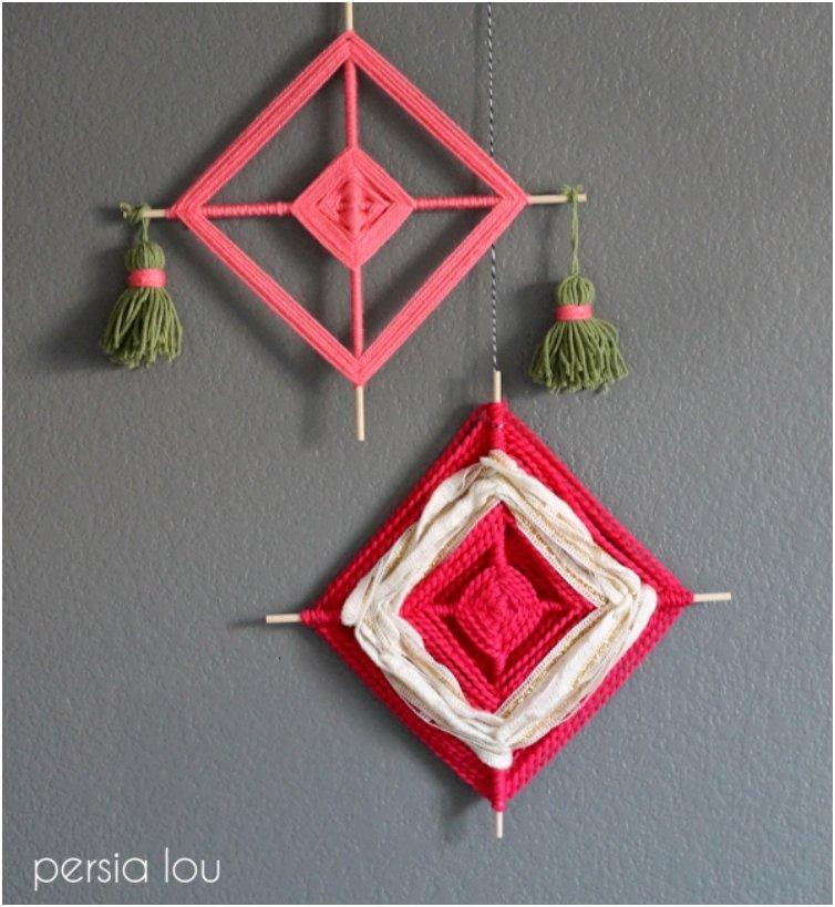 Top 18 Creative DIY [Woven Wall Hangings] For A Cozier Home