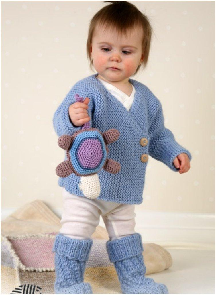 Baby Crochet Pattern Clothes