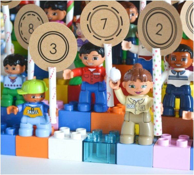Lego Duplo Advent Calenda