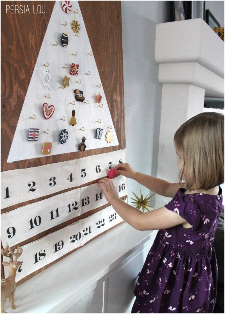 Advent Calendar Handmade : Diy advent calendars for a fun countdown till christmas