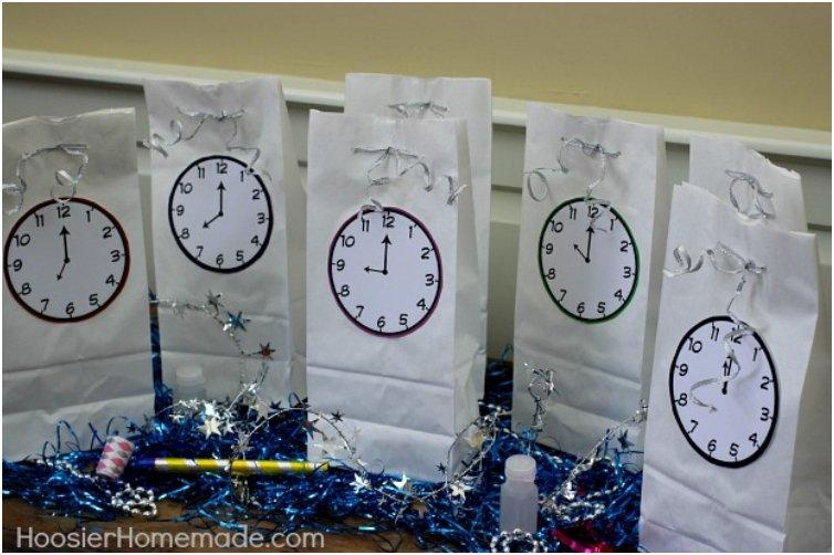 New Year s Eve Countdown Goodie Bags