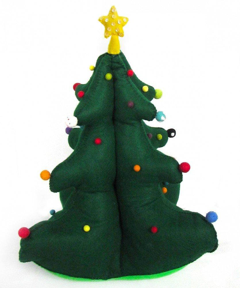 Plushy Christmas Tree