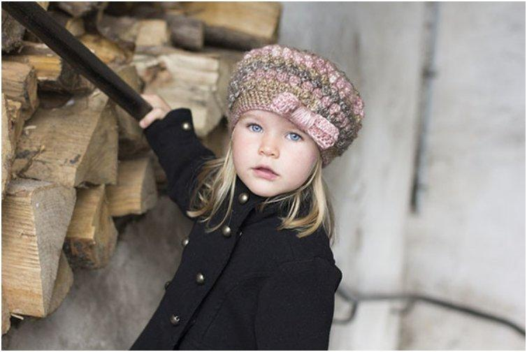 22 Tutorials And Patterns For Adorable Winter Hats For Kids