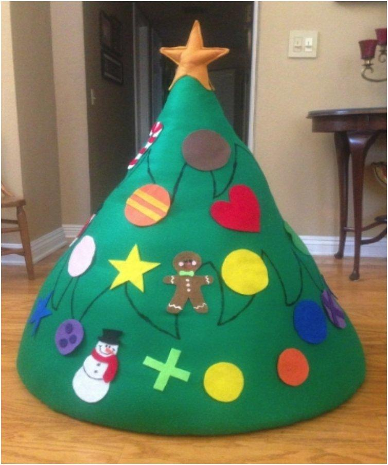 Toddler s Christmas Tree