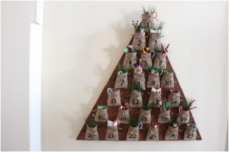 25 diy advent calendars for a fun countdown till christmas