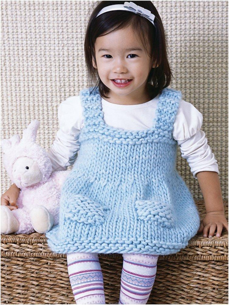 Knitting Pattern For Newborn Jumper : 20 Free & Amazing Crochet And Knitting Patterns For Cozy Baby Clothes