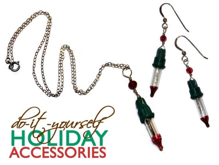 17 Tutorials For Cute And Fun Holiday Jewelry