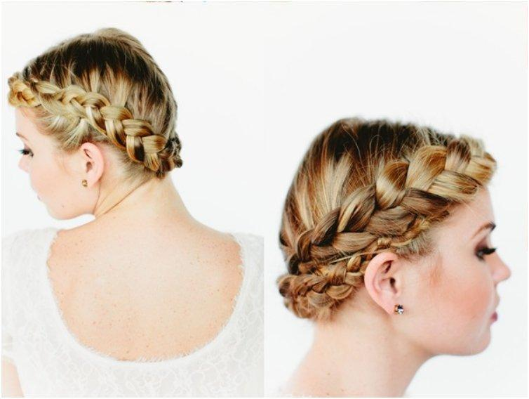 12 Lovely Hairstyle Tutorials For The Holidays
