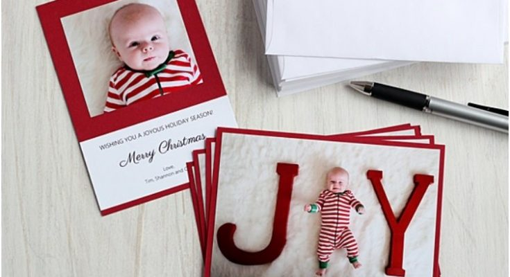 Old fashioned but thoughtful 18 diys for christmas cards e mails instagram facebook and all other social media made sending holiday greeting cards obsolete yet we feel a lot more loved and appreciated when we m4hsunfo