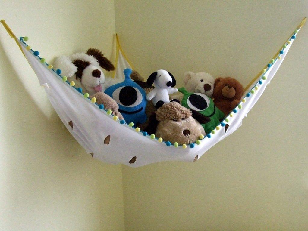 20 DIY's To Help You Store And Organize The Kids' Toys