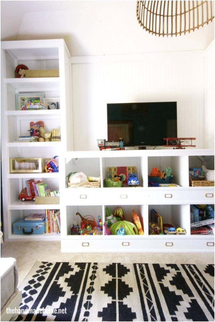 20 Diy S To Help You Store And Organize The Kids Toys