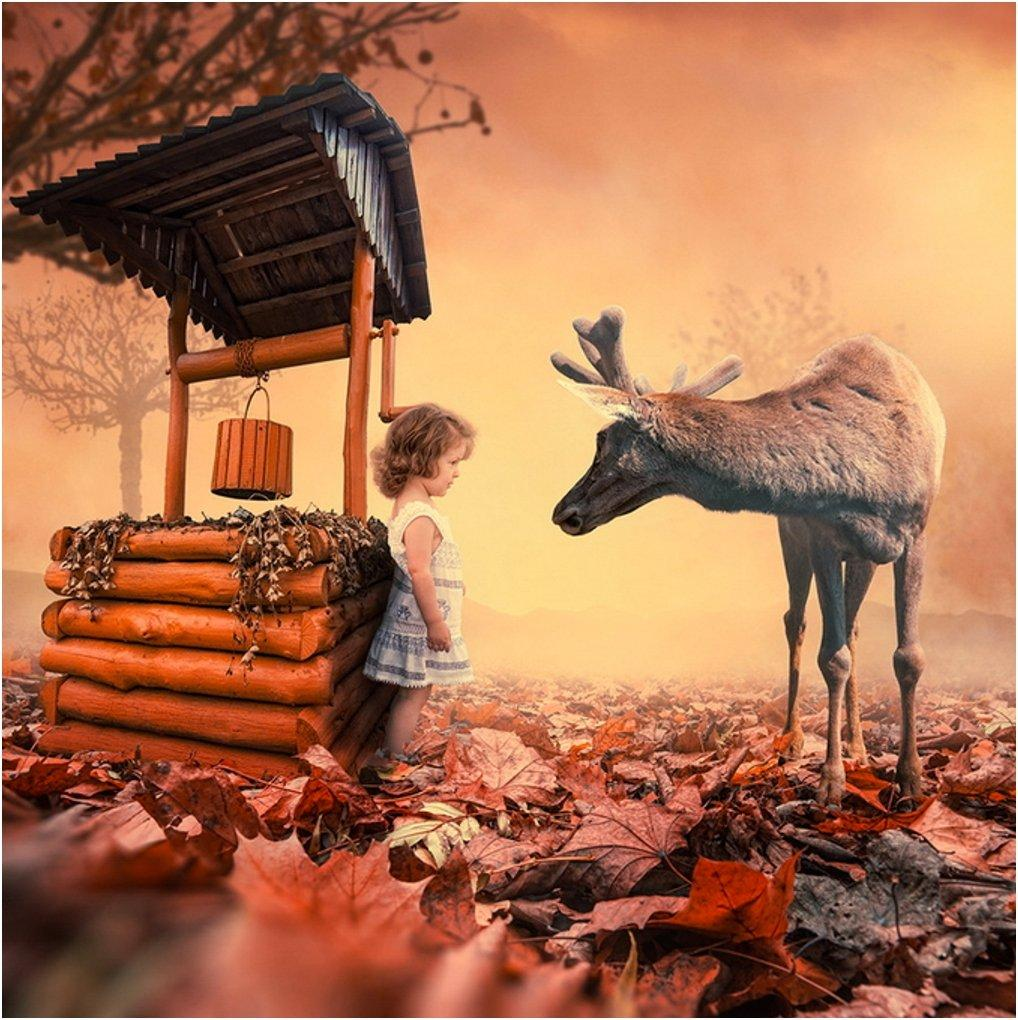 25 Surreal Images With Children Created By Caras Ionut