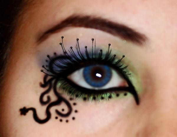 You'll Look Amazing With These Beautiful Party Eye Shadow Art