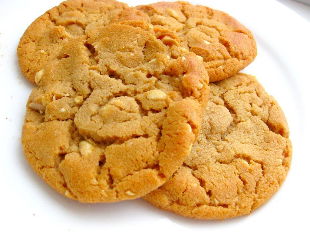 Peanut Butter Cookies Recipe — Dishmaps