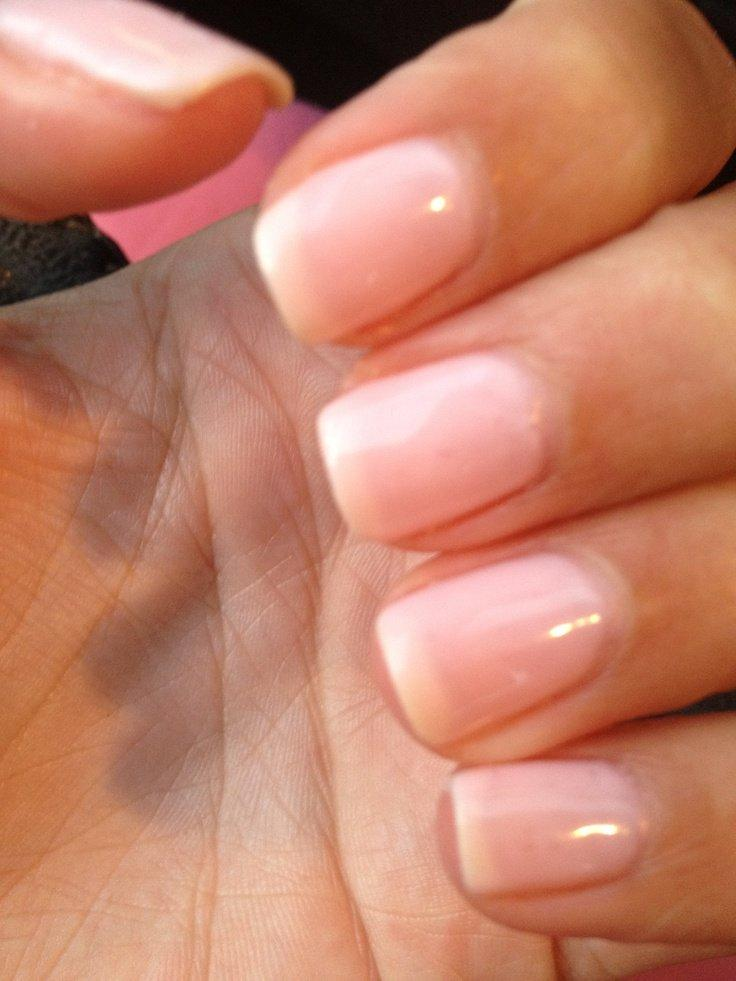 steps for a manicure at home